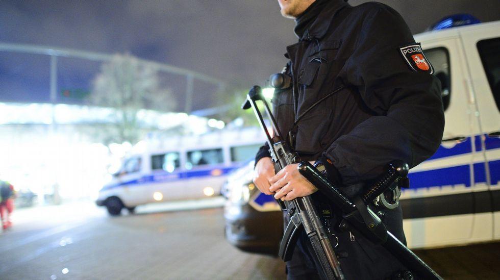 Un agente de la Gendarmería francesa, en una imagen de archivo
