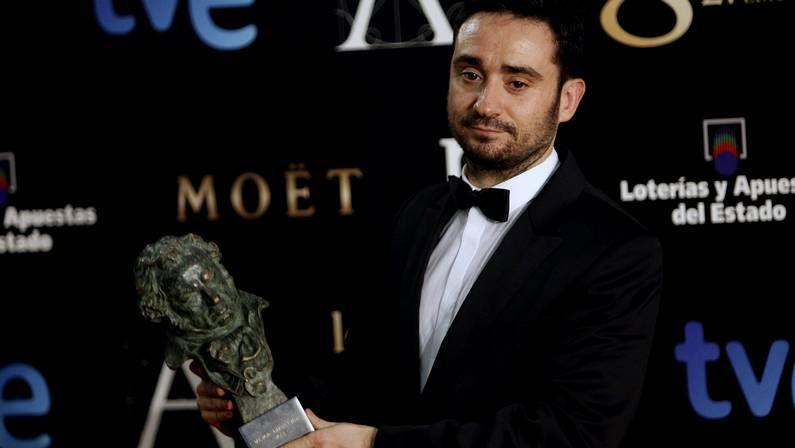 El nuevo anuncio de KH-7.Juan Antonio Bayona cuando recogió el Goya como mejor director por «Lo imposible»