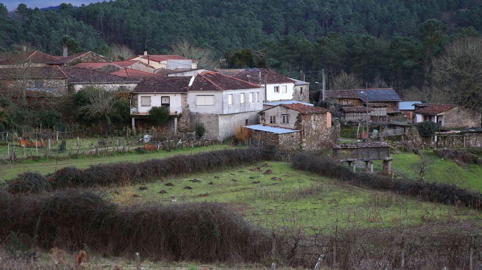 Cartelle es el segundo concello de la provincia, tras la ciudad, con más inmuebles: 110.718