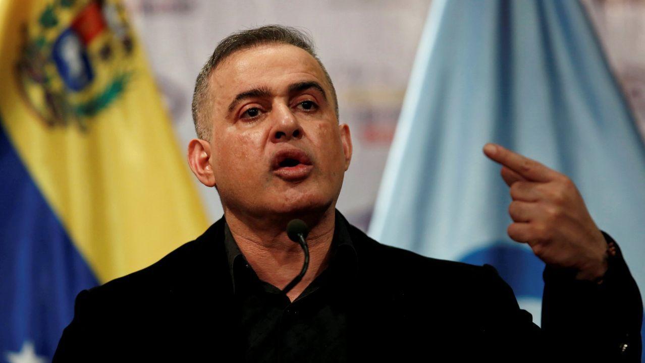 Cordal se defiende de las acusaciones del PP:?Dá igual que se apeliden López,Sánchez ou Iglesias?..El fiscal general de Venezuela, Tarek William Saab