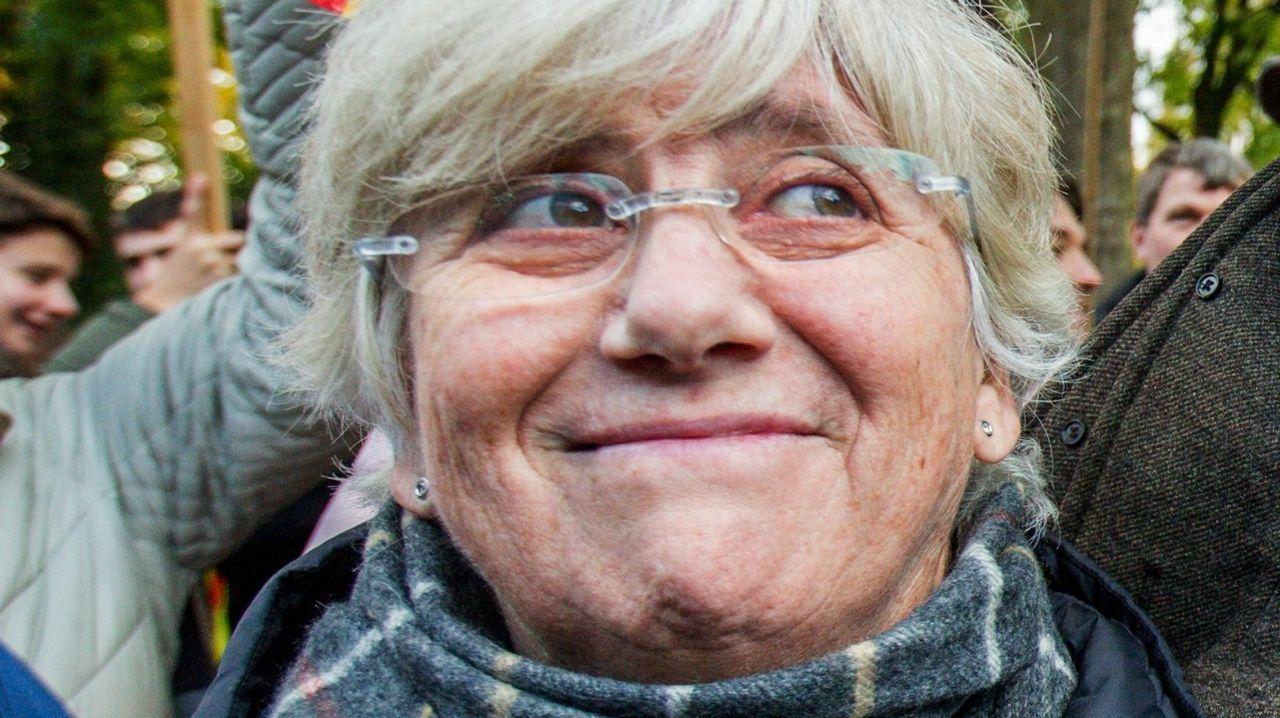 Las imágenes que ha ido dejando el juicio por el crimen de Diana Quer.Clara Ponsatí