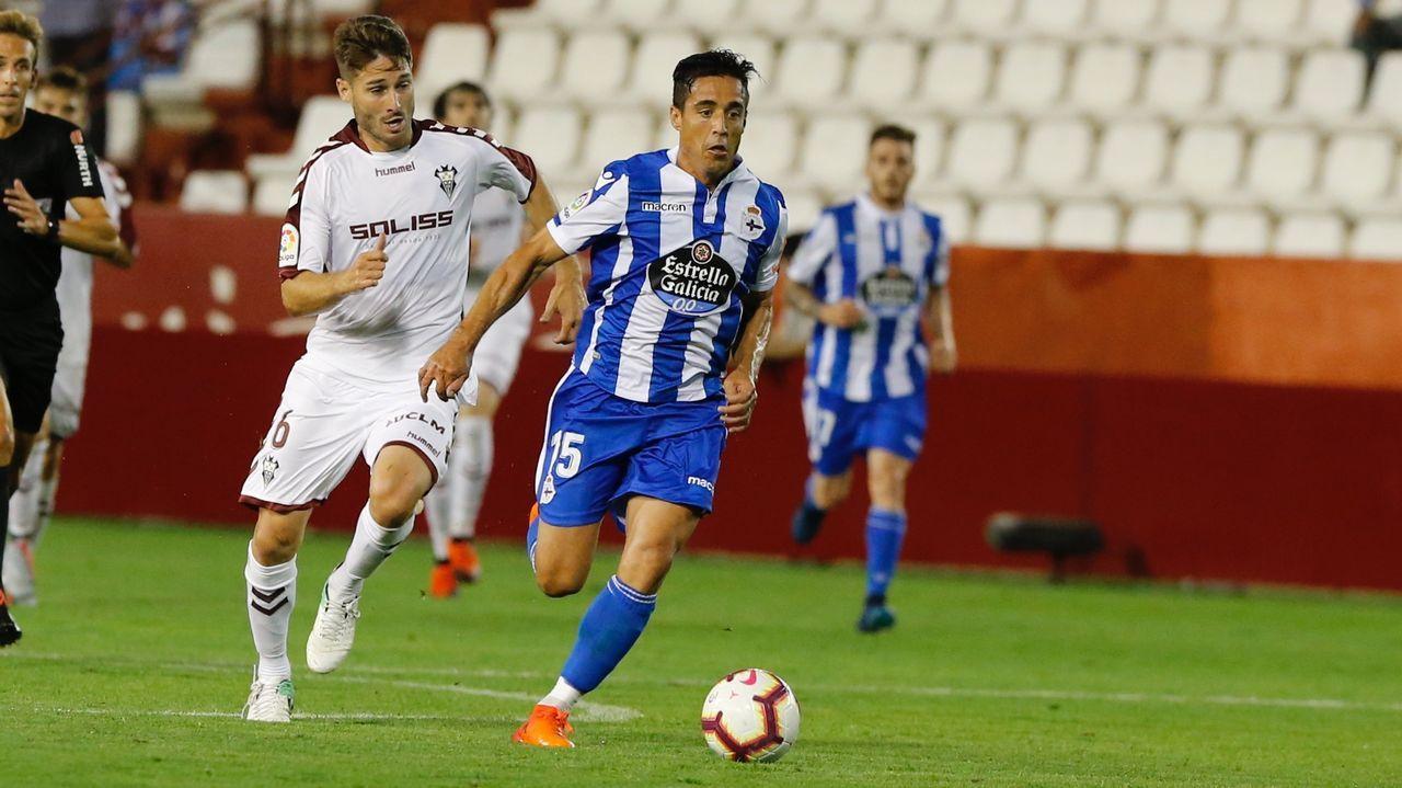 Anquela Real Oviedo Requexon.Anquela, durante un entrenamiento