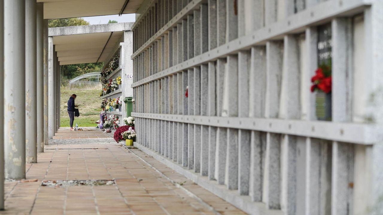 Cementerio de Santa Mariña