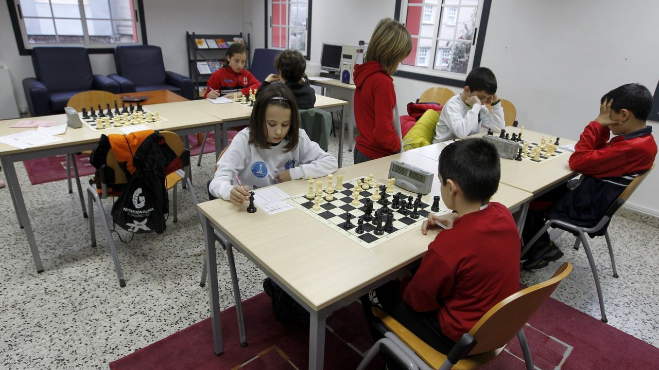 Uno de los torneos organizados por Carmelitas, en una imagen de archivo