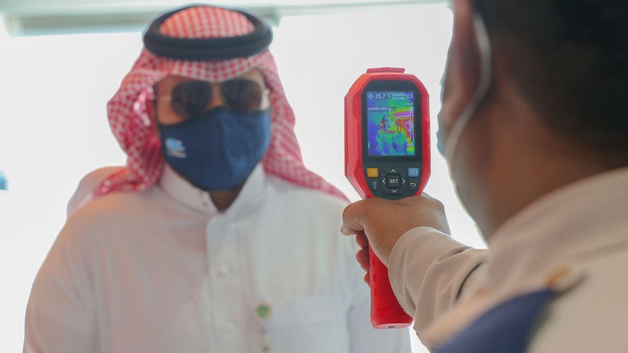 Arabia Saudí ha superado los 100.000 contagiados