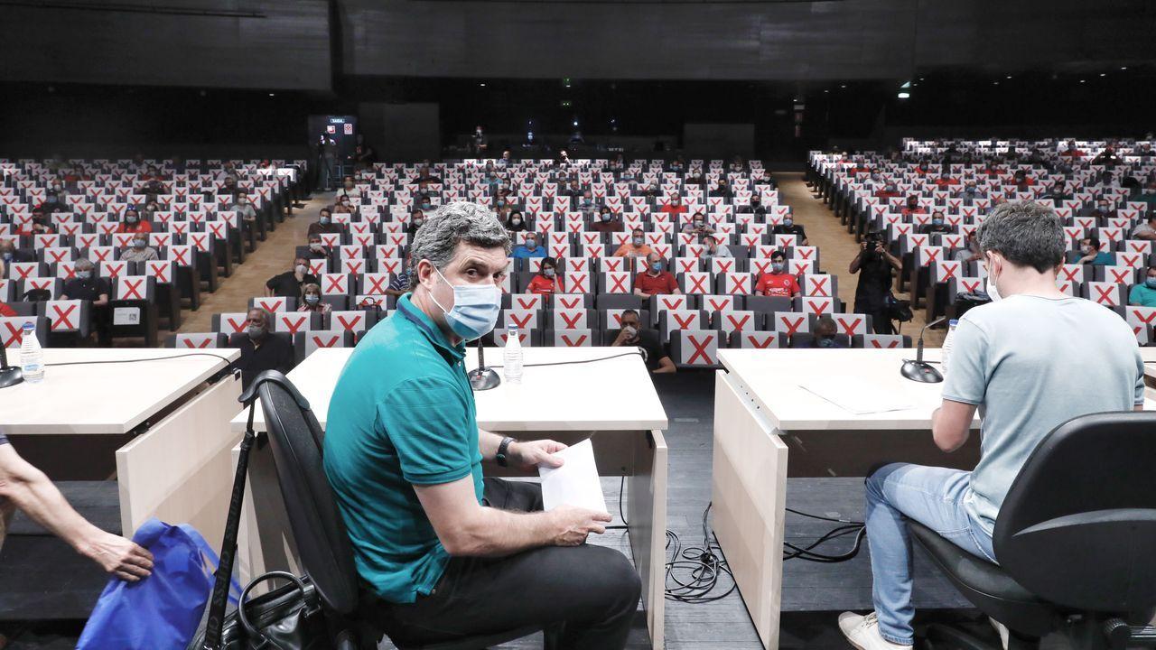 Sergio Aragoneses, en una imagen del 2012