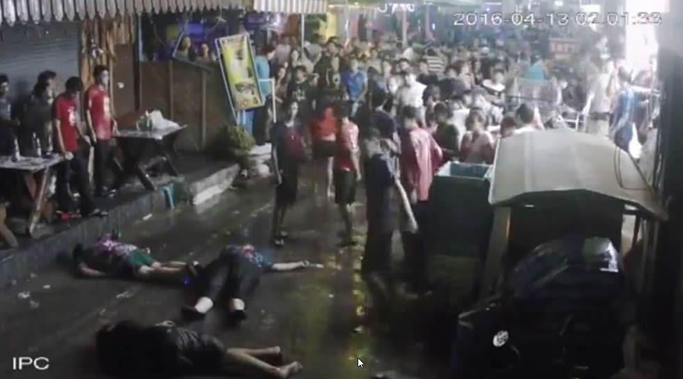 Una familia británica, asaltada en Huan Tin, Tailandia.Artur Segarra en una imagen de archivo