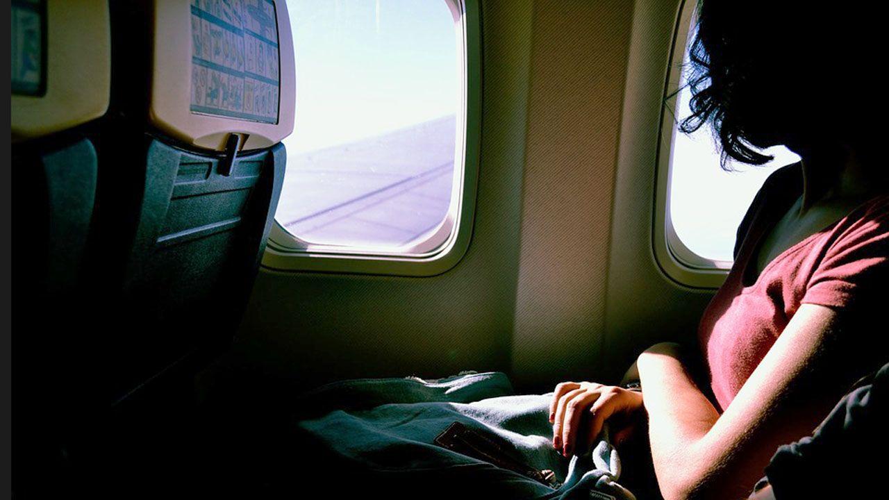 pasajero, avión, vacaciones, vuelos.Irene Vallejo, autora de «El infinito en un junco»