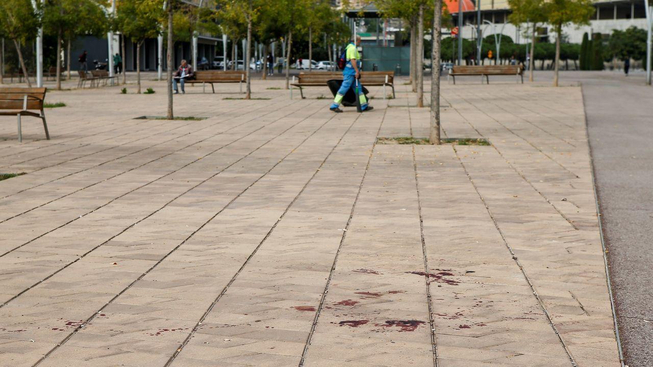 Un muerto y tres heridos graves en una batalla campal entre dos bandas dedicadas a la venta de droga en Badalona.Inés Arrimadas, portavoz de Ciudadanos