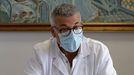 Luis Verde Remeseiro, gerente del área sanitaria de A Coruña y Cee (Chuac)