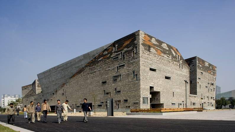Ningbo History Museum, 2003-2008, (Ningbo, China)