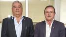 Alfredo Cañizo y Eduardo Parga