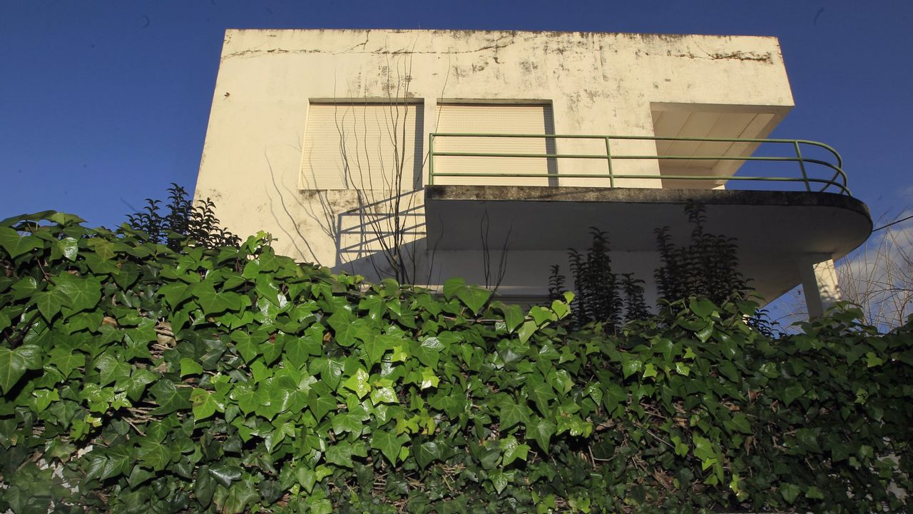 Casa Becerra de Vilagarcía
