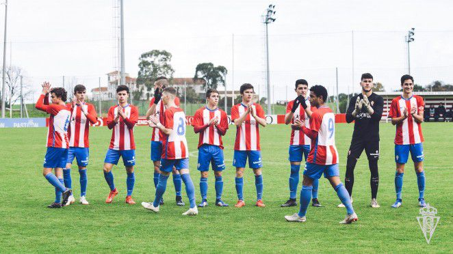 Real Sporting juvenil