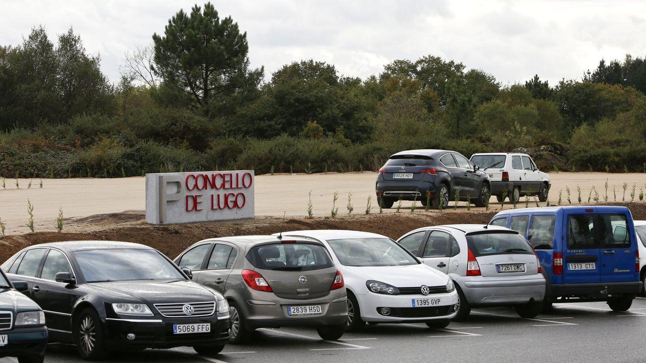 Parking del HULA