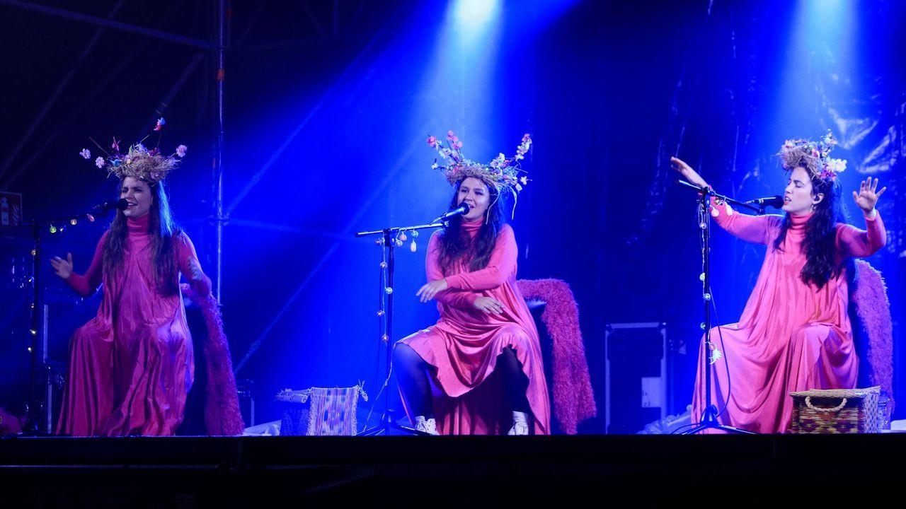 De Vacas fue una de las actuaciones de la semana cultural del San Froilán 2020