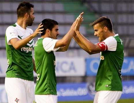 El equipo verde superó al Astorga en la Copa, pero aún busca su primer triunfo en la Liga.