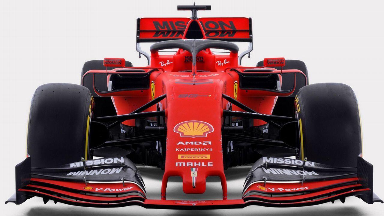 Carlos Sainz, durante los test de pretemporada con McLaren