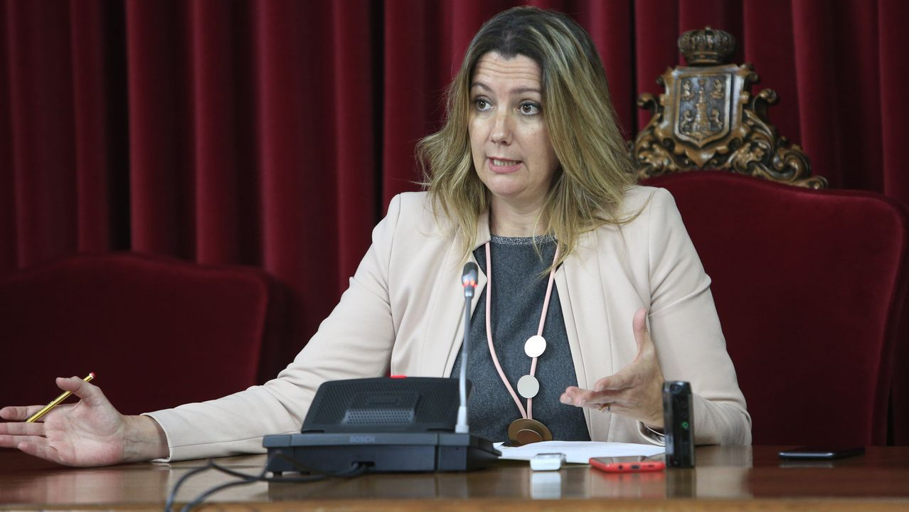 Lara Méndez celebró el voto unánime a la asignación de los 12 millones al Lugo Transforma