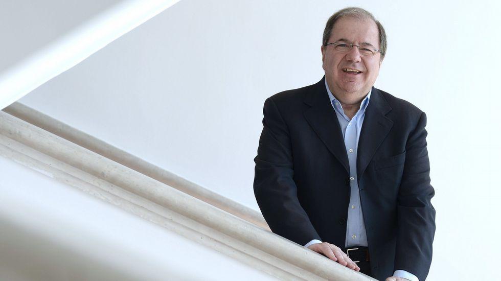 Rajoy convenció a Juan Vicente Herrera para que siguiera tras 14 años en el poder, pues quería retirarse.
