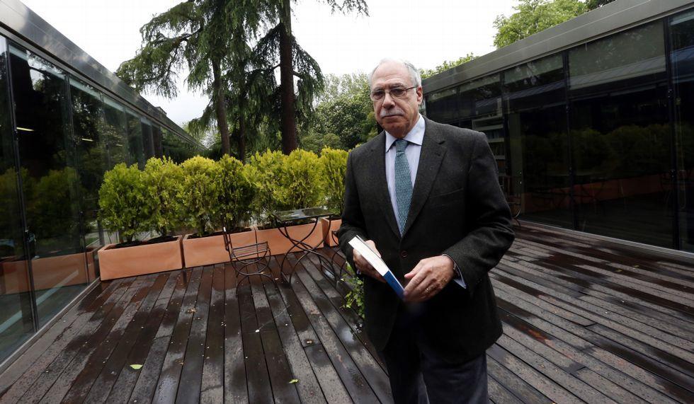Camilo José Cela Conde, hijo del Nobel, participa en la celebración de esta tarde