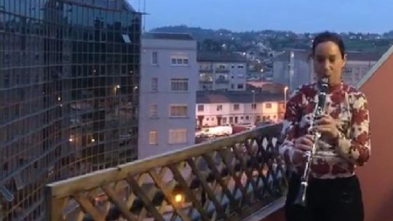 Hits de Eurovisión desde las ventanas sadenses