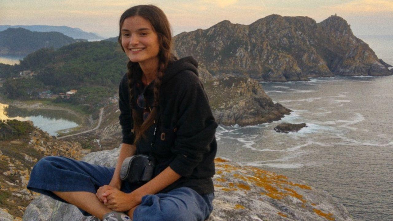 Alba García Rey es de A Coruña y el curso que viene hara un máster de computación en el Imperial College de Londres