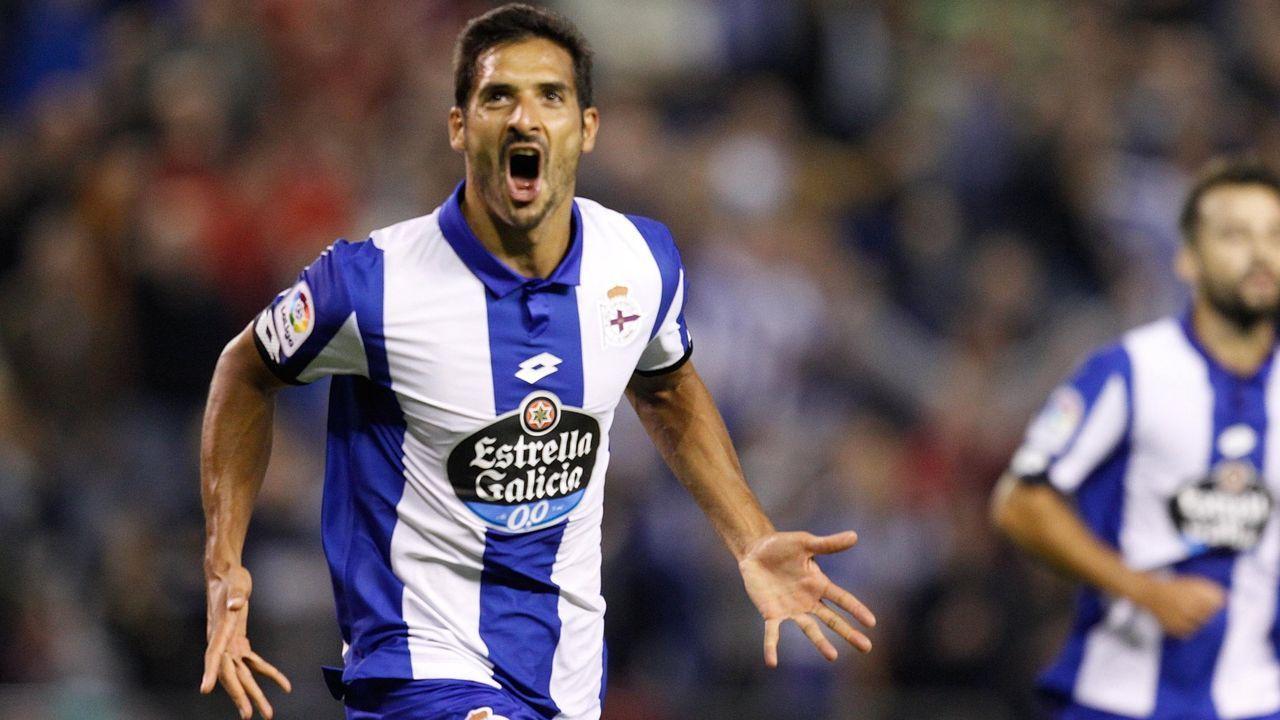 En directo: rueda de prensa de Richard Barral.Saul Berjon transforma un penalti frente al Lugo en la 17/18