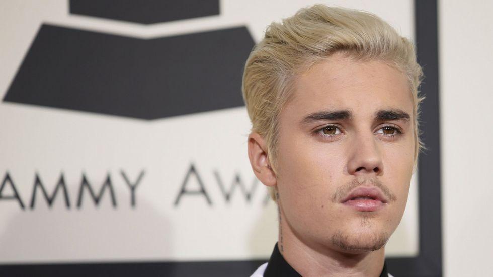 Los premios Billboard, en imágenes.Justin Bieber