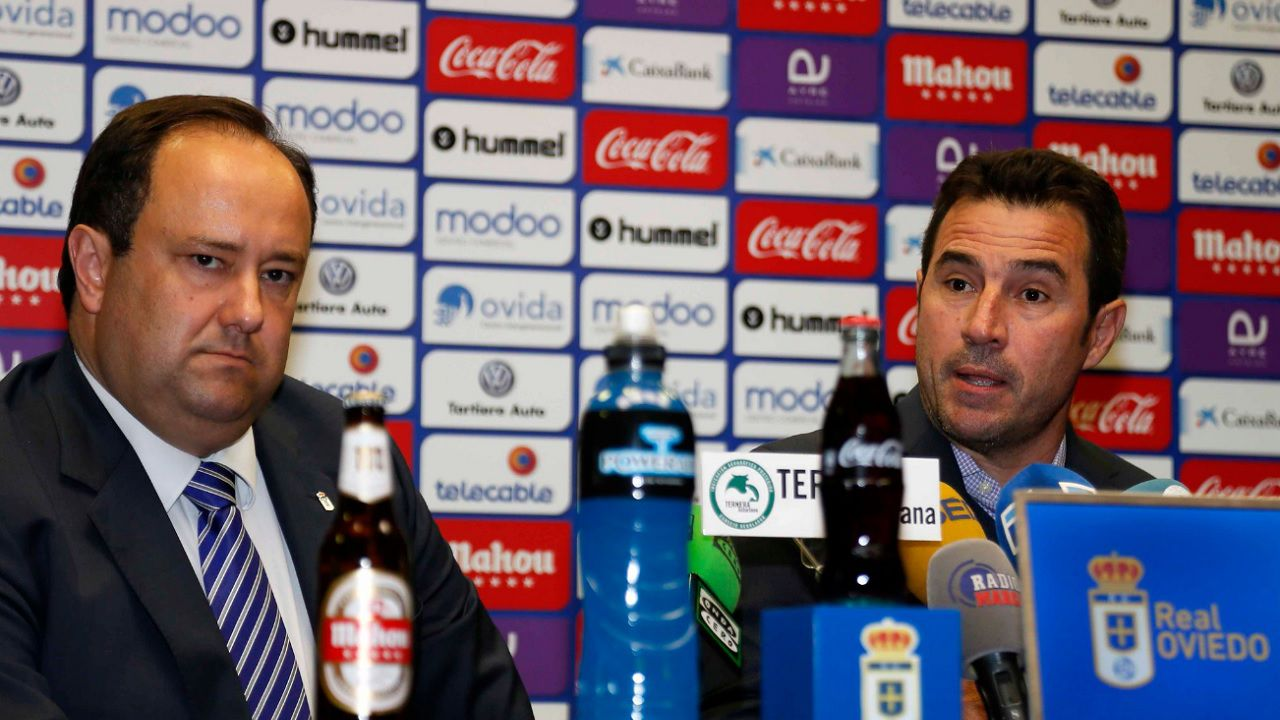 Jorge Menéndez Vallina y Joaquín del Olmo
