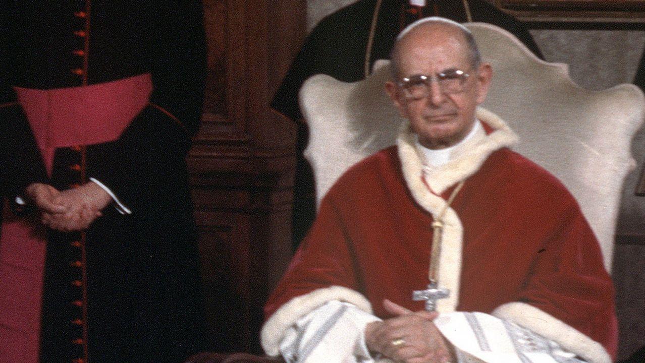 El cardenal y arzobispo emérito de Washington Theodore McCarrick, en una imagen de archivo