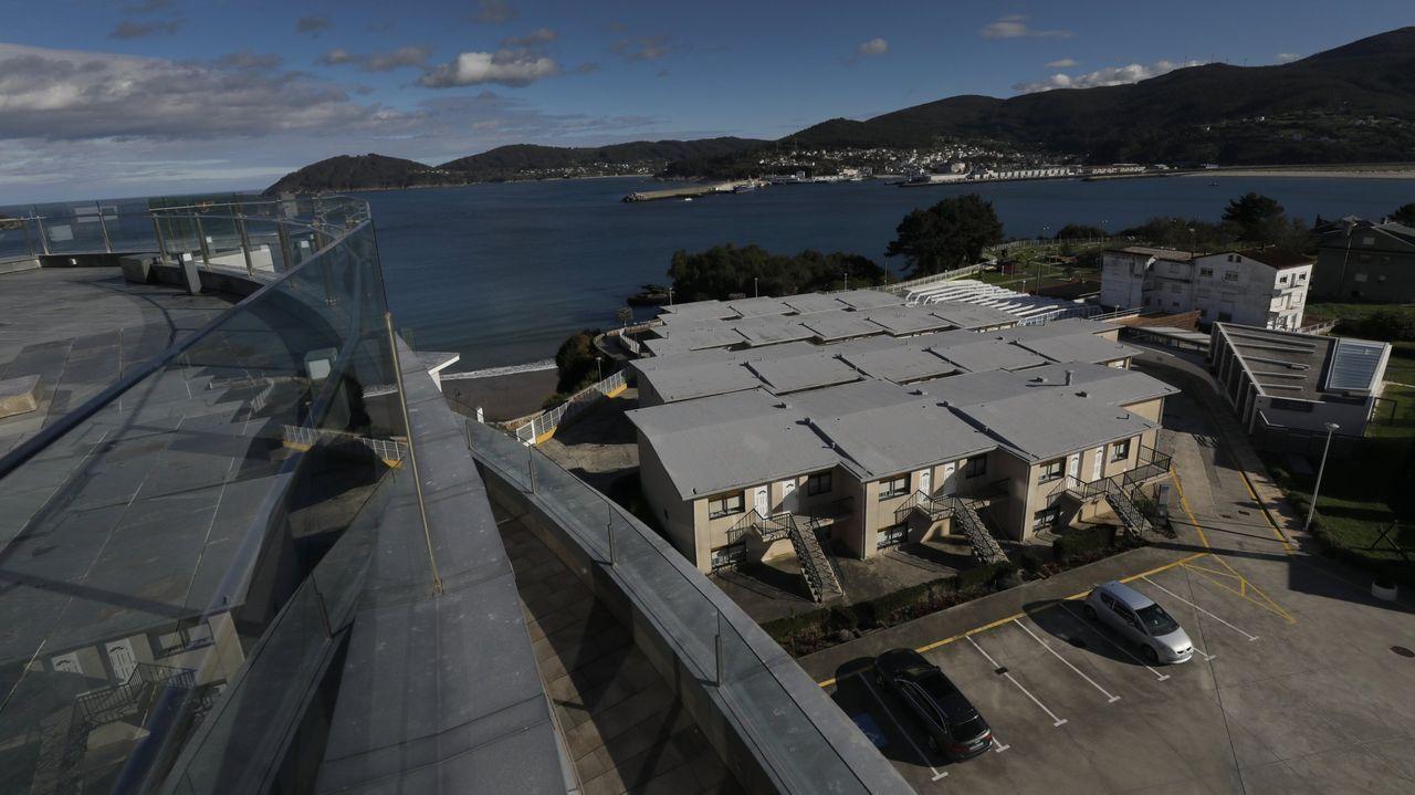 Los apartamentos del Hotel Thalasso Las Sirenas, de Viveiro, rozaron el cien por cien de ocupación ya en Semana Santa