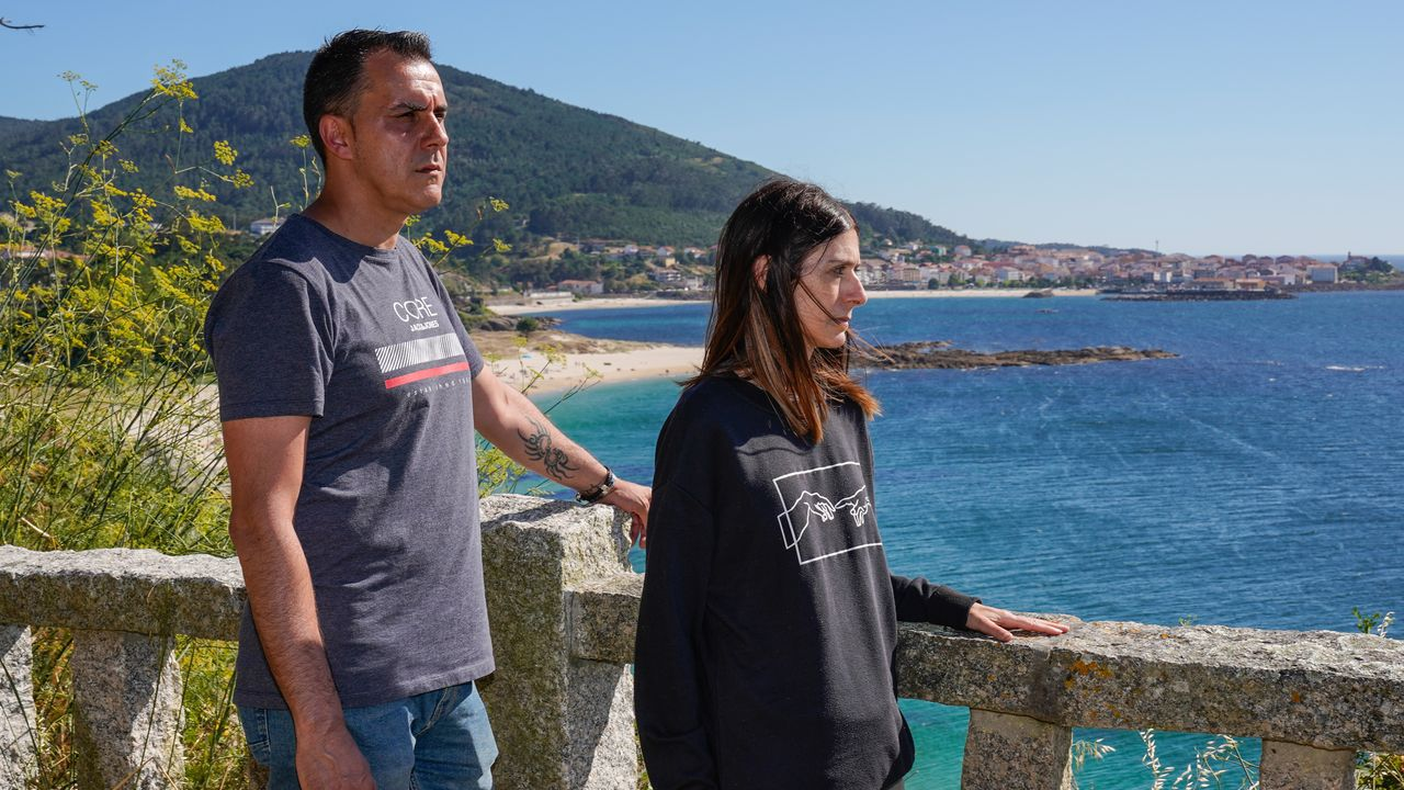 María del Carmen Trillo y Javier Hurtado Márquez, padres de Javier, continúan la búsqueda