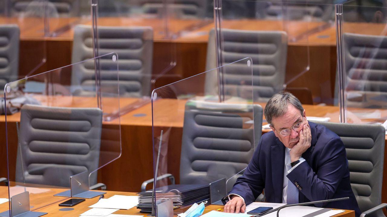 El nuevo líder de la CDU, Armin Laschet