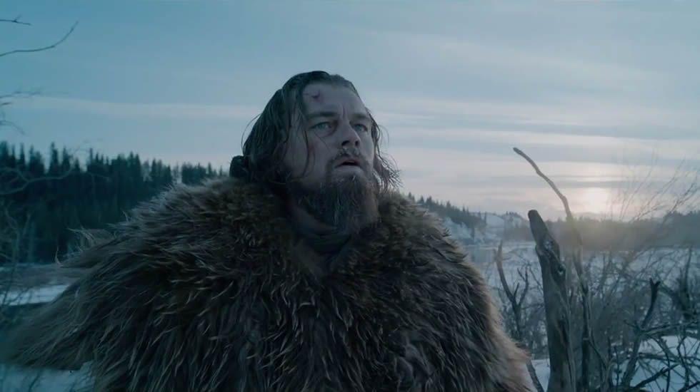 « The Revenant», el nuevo filme de González Iñárritu.Los actores Anna Faris y Anthony Mackie, anuncian las nominaciones.