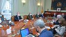 Pleno extraordinario del Consejo General del Poder Judicial, en una imagen de archivo