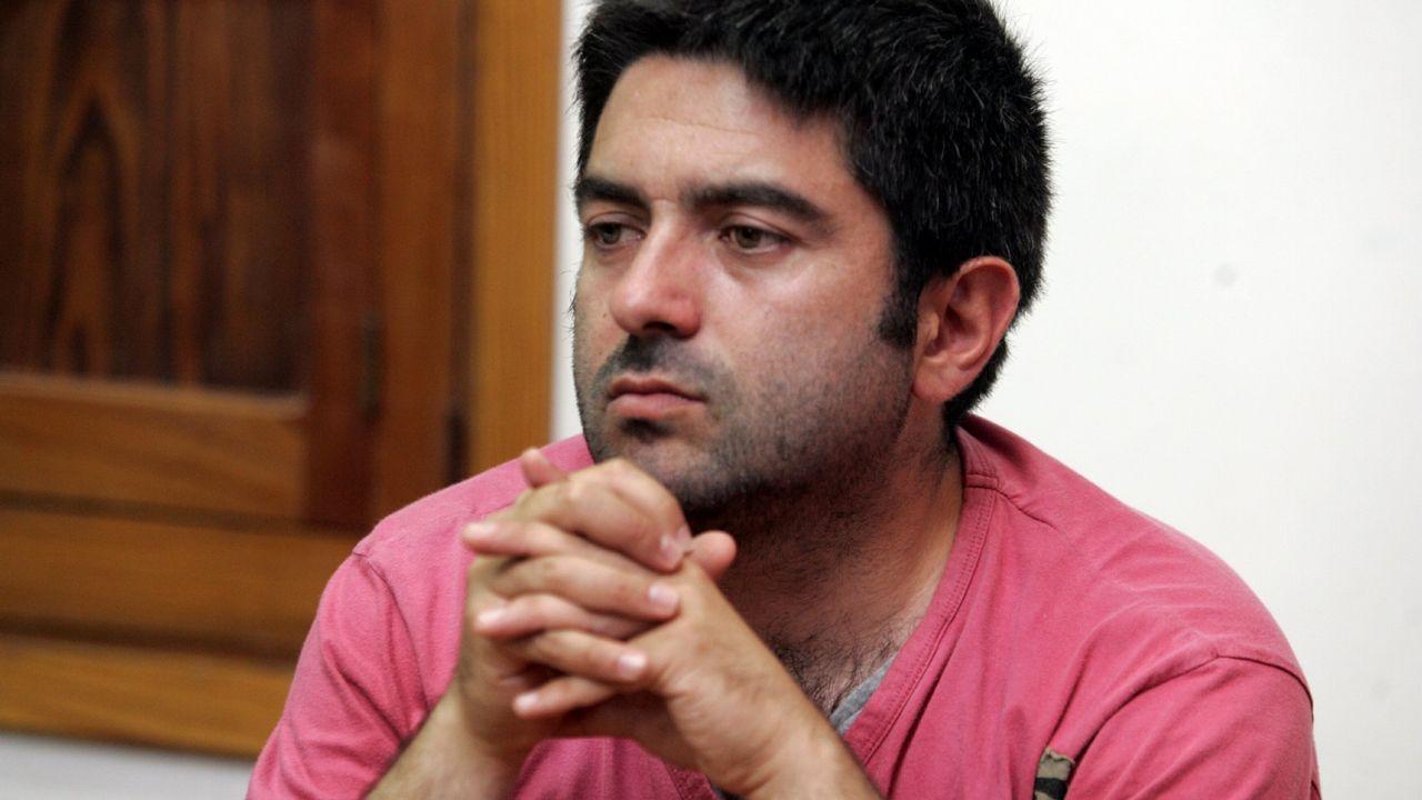 Una imagen de hace cuatro años del psiquiatra Alfonso Mozos