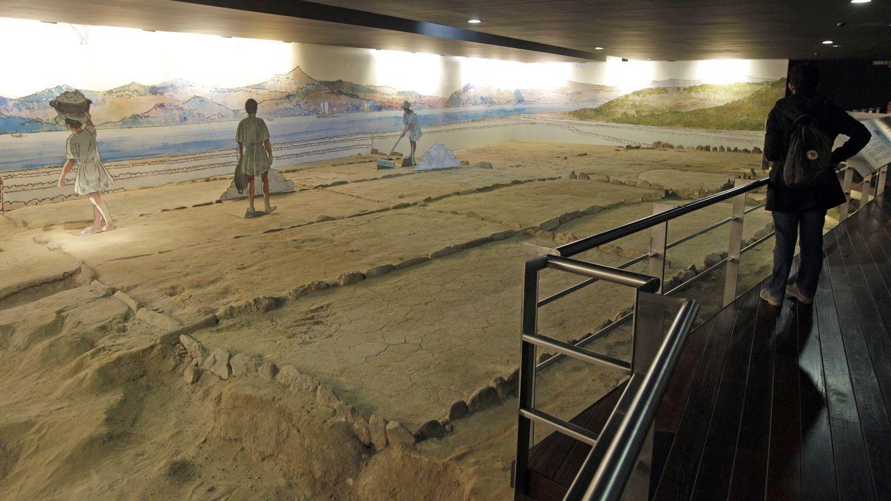 ¿Cuál es el mayor exponente de feísmo de la ría de Vigo?.La embarcación se reconstruyó en el Museo do Mar a la vista de los visitantes