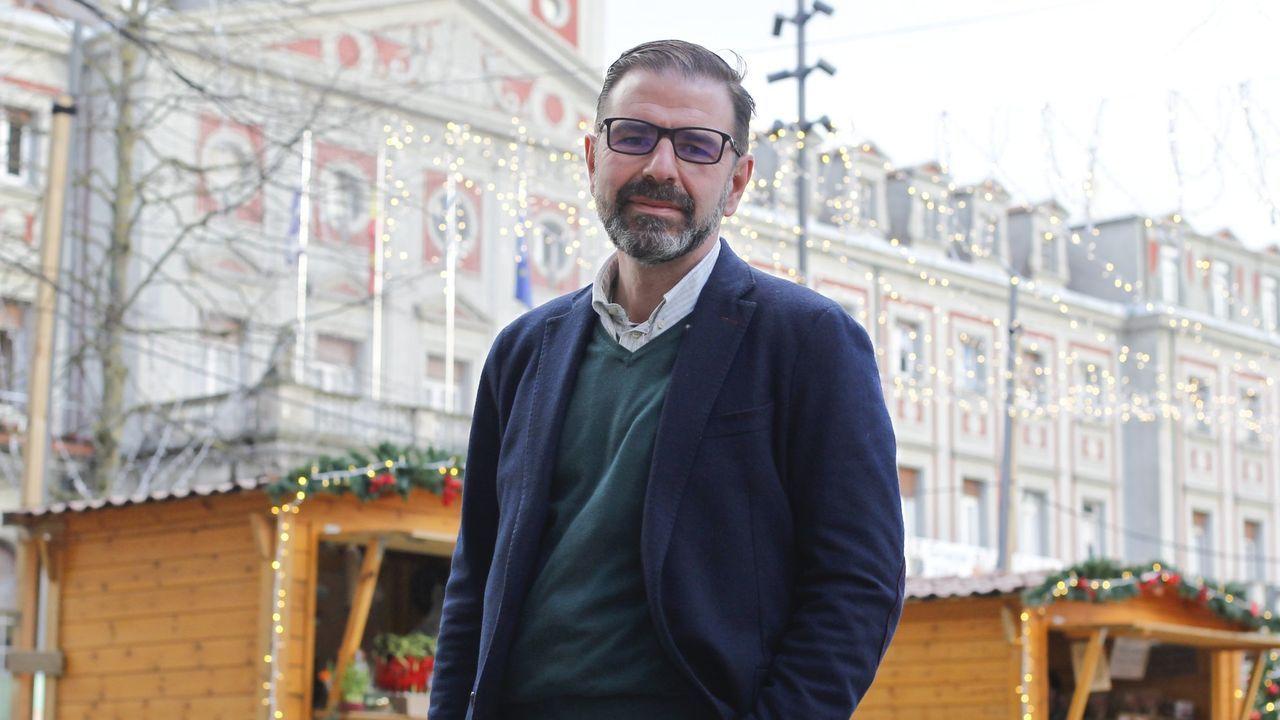 Ángel Mato (PSOE) no logra rentabilizar sus dos años al frente del Concello de Ferrol