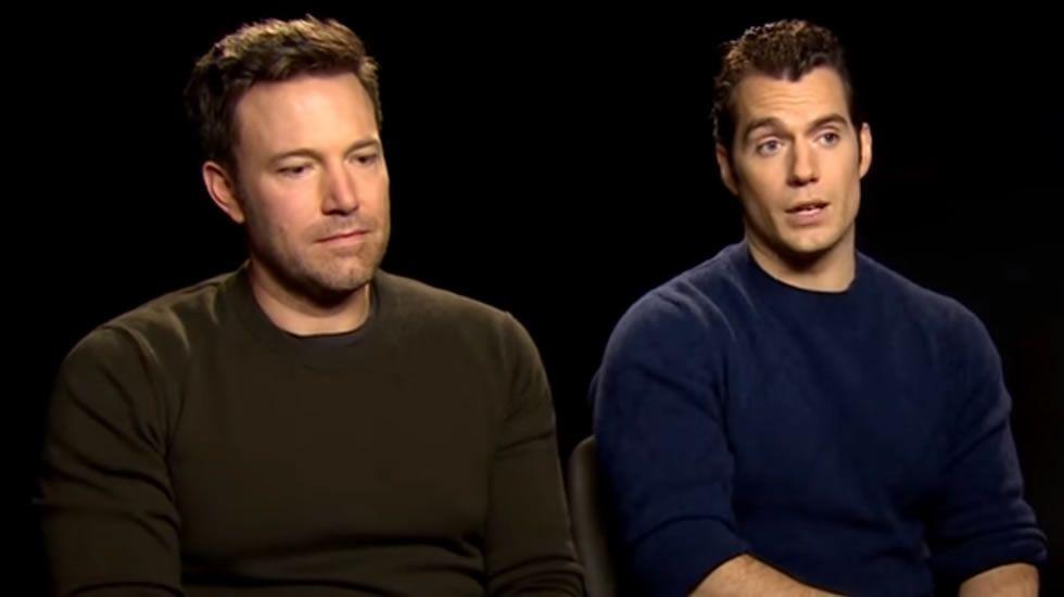 Batman V Superman: la triste reacción de Ben Affleck
