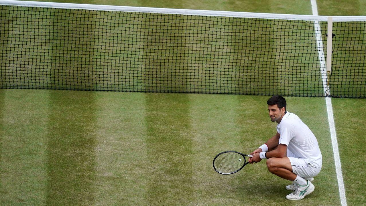 «Si uno tiene 30 Grand Slam, pero ningún amigo, va a tener un futuro infeliz»