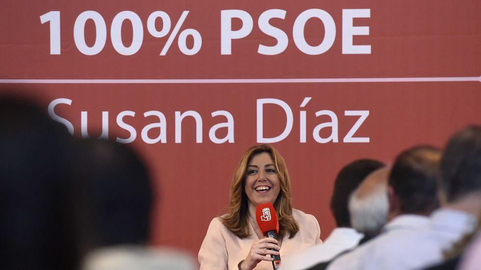 Arranca la campaña socialista con acumulación de dardos.Iván Castro, Inés Rey y Agustín Fernández