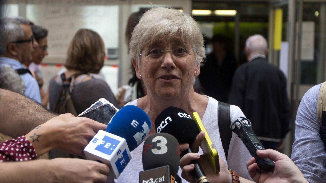 Giorgia Meloni, líder del ultranacionalista Hermanos de Italia