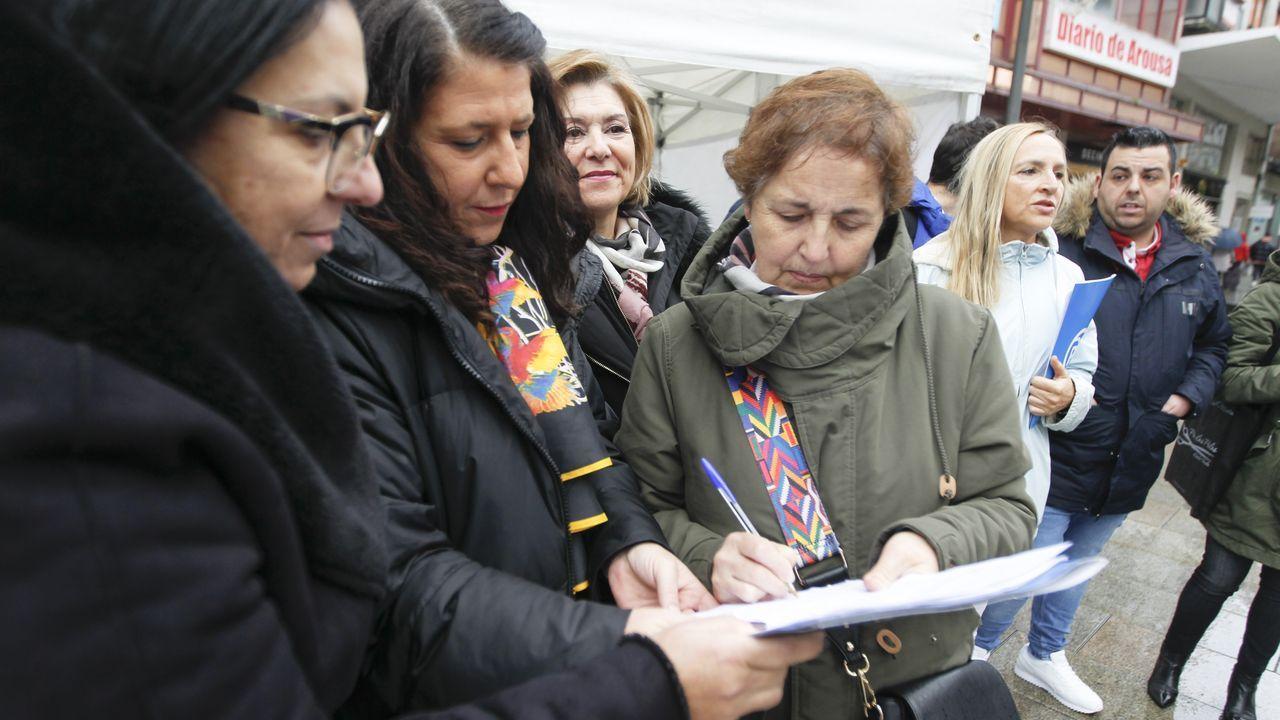 El Concello convocó un pleno urgente para decretar dos días de luto