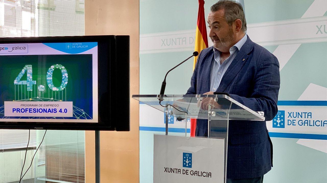 Obras en la variante de Pajares.Andoni Ortuzar, presidente del PNV