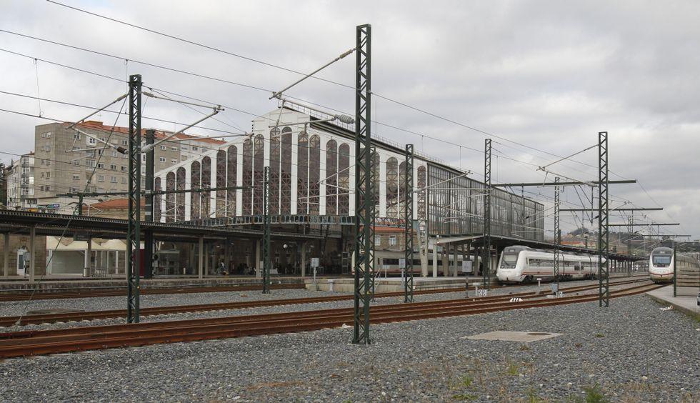 ADIF quiere vincular la ampliación de la estación al número de pasajeros de la actual terminal.