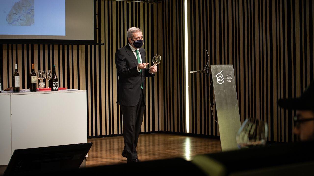 El arquitecto Rafael Moneo, ganador del León de Oro de la Bienal de Arquitectura de Venecia 2021. Fue la primera opción para realizar el auditorio de Oviedo