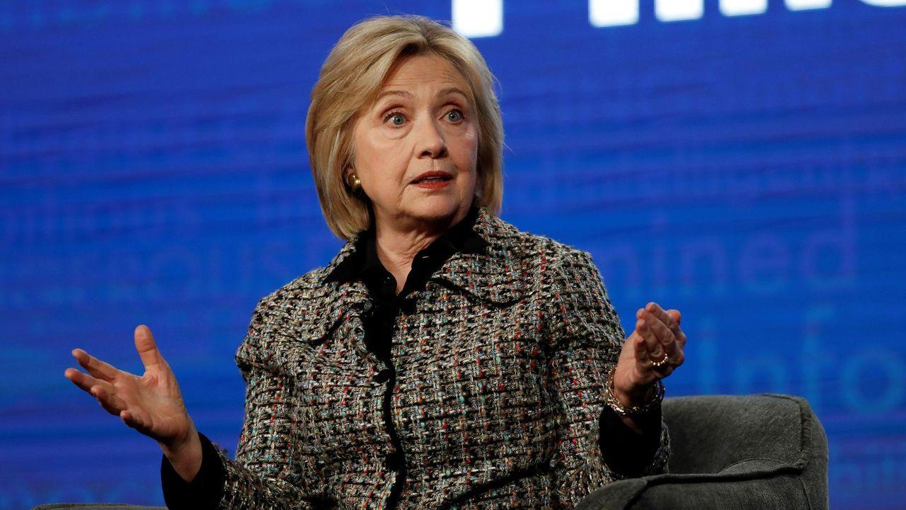 Hillary Clinton rehúsa aclarar si apoyará a Sanders si sale elegido como candidato del Partido Demócrata