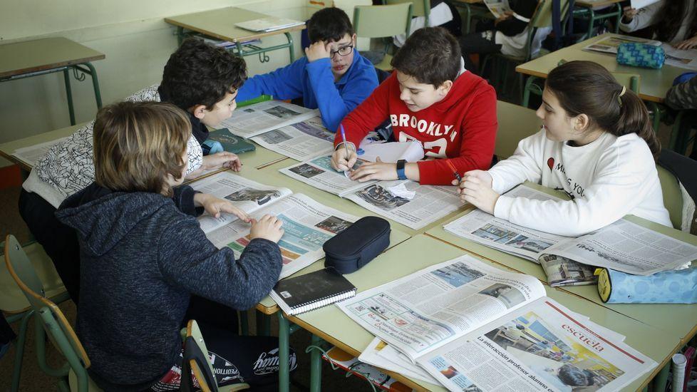 Para ir calentando motores de cara a la Semana de la Prensa en la Escuela, se pueden consultar en la web de Prensa-Escuela cinco nuevos e-studios de noticias