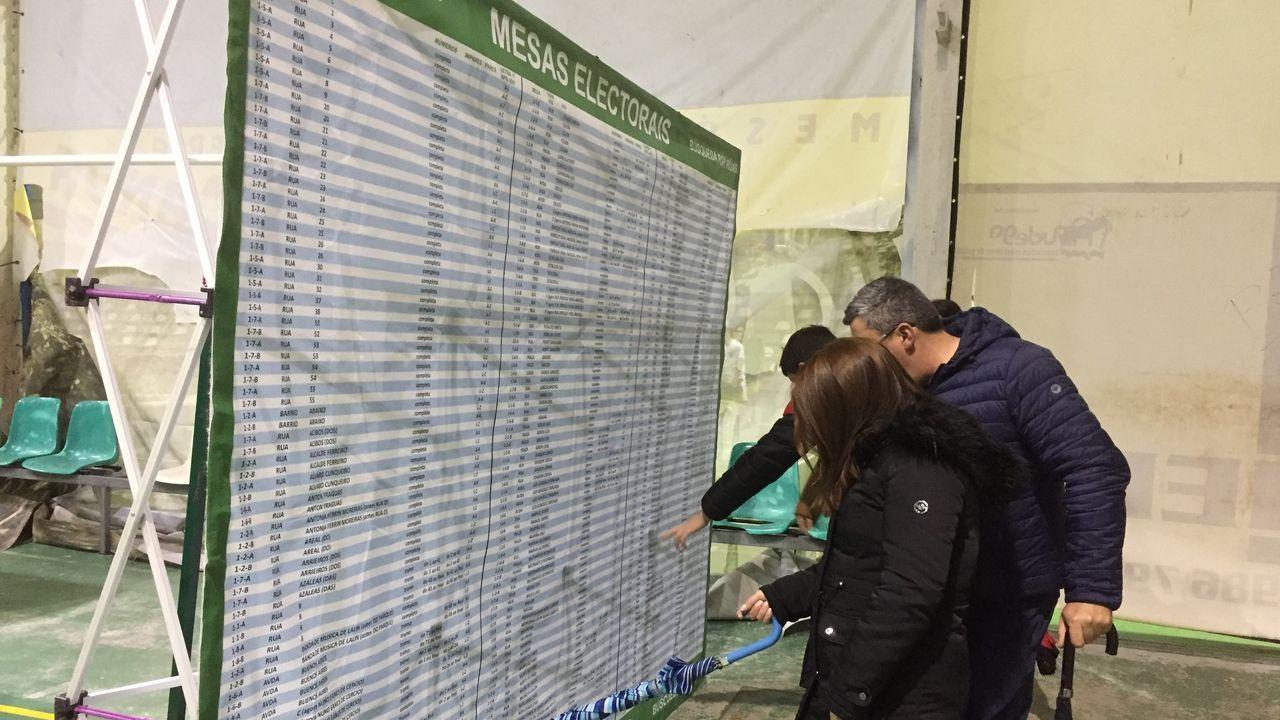 El Equipo E.Los cinco concejales electos de Ciudadanos Oviedo
